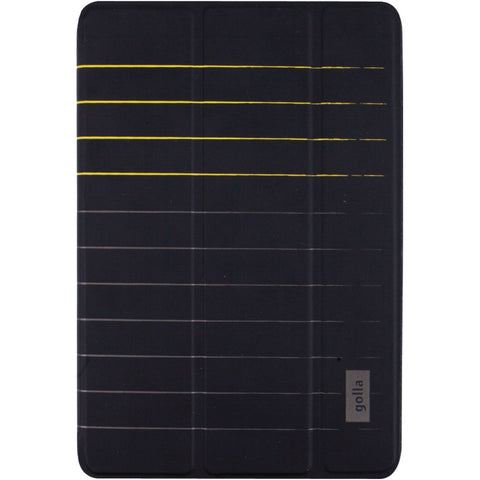 Golla Ipad Mini Snap Folder (suave Black)