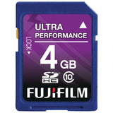 Fujifilm Sdhc Card (4gb)