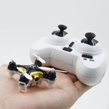 Cheerson CX-10C CX10C Mini 2.4G 4CH 6 Axis RC Quadcopter with Camera RTF