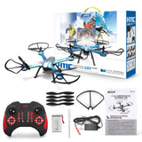 JJRC H11C With 2.0MP HD Camera 2.4G 4CH 6Axis One Key Return RC Quadcopter RTF