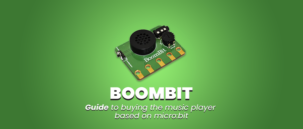 Boom:Bit Music Player For BBC micro:bit
