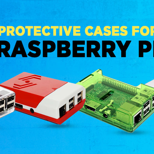 Elegant, Innovative and Protective Cases for Raspberry Pi