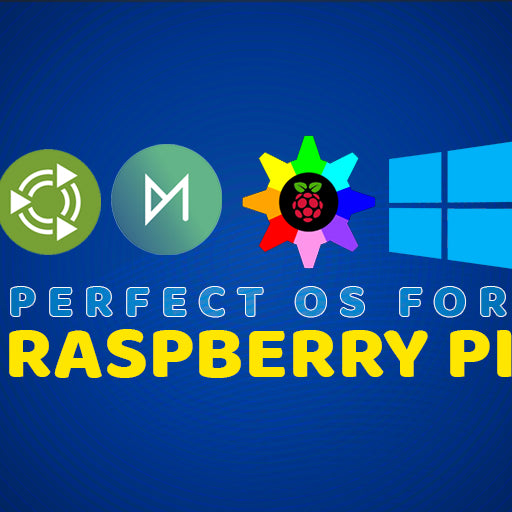 The Perfect Raspberry Pi OS