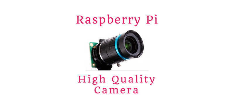 Raspberry Pi High Quality Camera Lens - SB Components