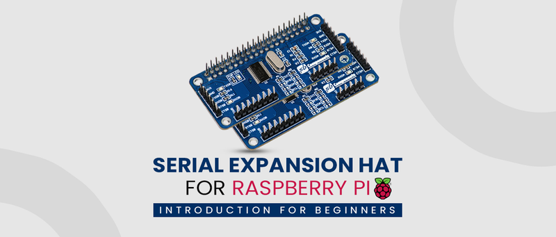Serial Expansion HAT in Raspberry Pi : Introduction for beginners