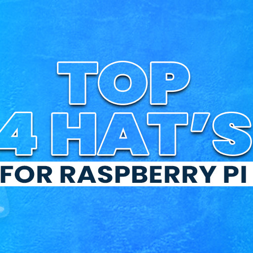 Top 4 HATs for Raspberry Pi