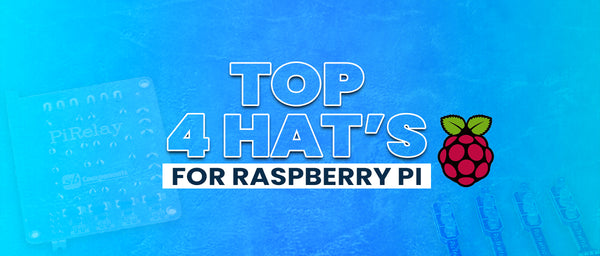 Top 4 HATs for Raspberry Pi 2020