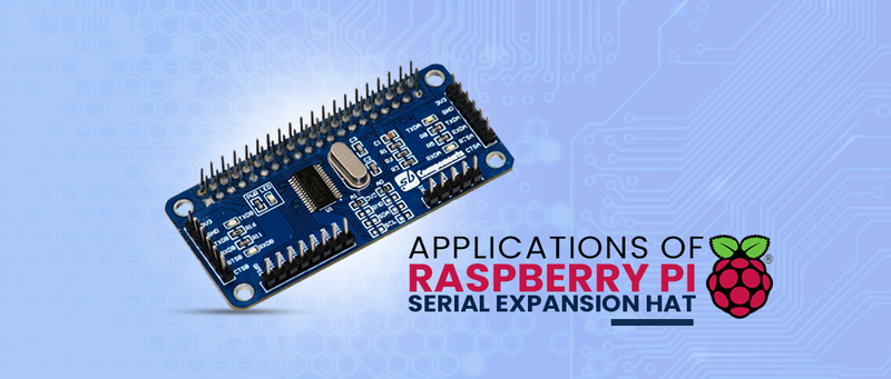 Applications of Raspberry Pi Serial Expansion HAT