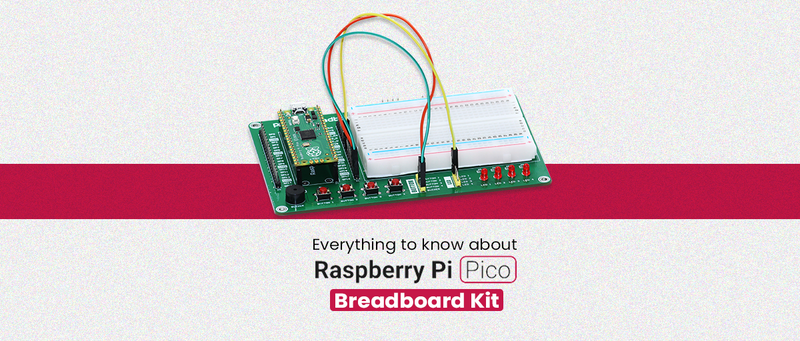 Get Started with Raspberry Pi Pico Breadboard Kit