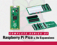 Complete series of Raspberry Pi Pico and its expansions