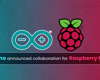 Arduino announced a collaboration for Raspberry Pi Pico