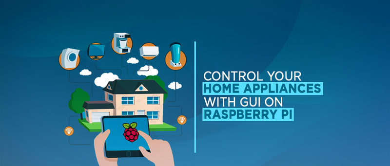 Control your Home Appliances with GUI on Raspberry Pi