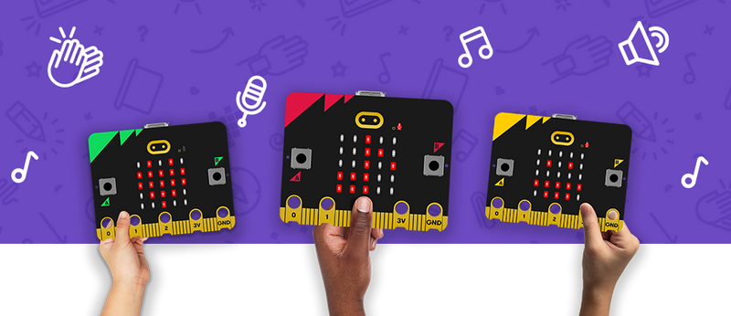 New micro: bit V2 - Now with Speaker and Microphone