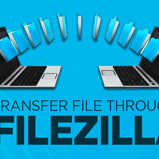 Transfer File Through FileZilla