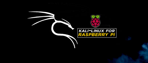 Kali Linux for Raspberry Pi - SB Components