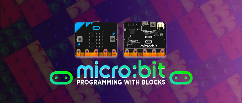 Micro:bit programming with blocks