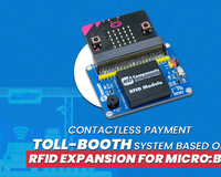 RFID Expansion for micro:bit