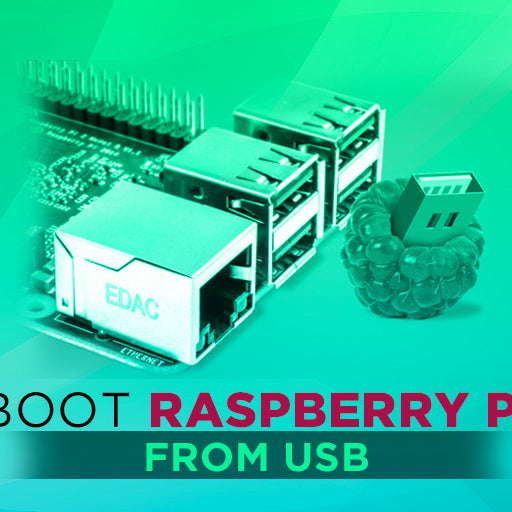 Boot Raspberry Pi from USB