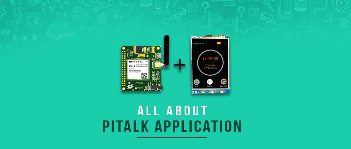 PiTalk - Graphical User Interface
