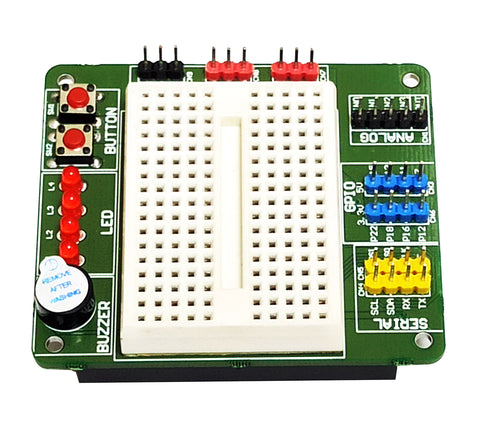 Breadboard for Raspberry Pi