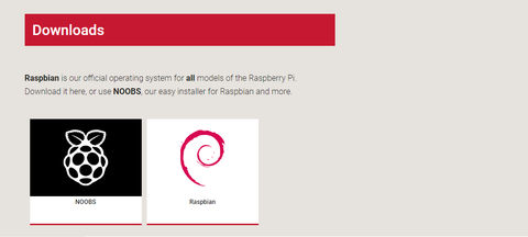 Raspberry Pi OS Download