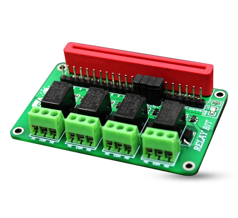 Relay Board for microbit