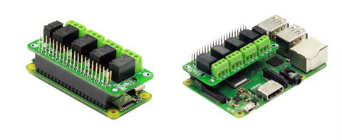4 Channel Relay Board for Raspberry Pi