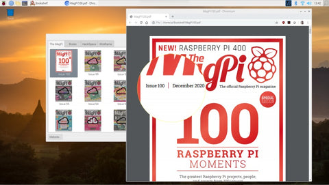 New Raspberry Pi OS release in December 2020