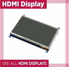 HDMI screens