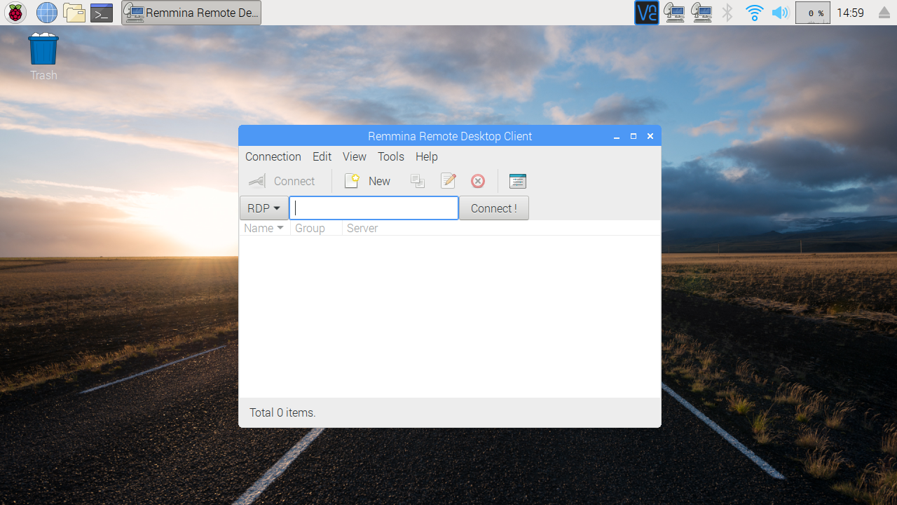 Remotely access a Windows Desktop using Raspberry Pi
