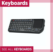See all keyboards