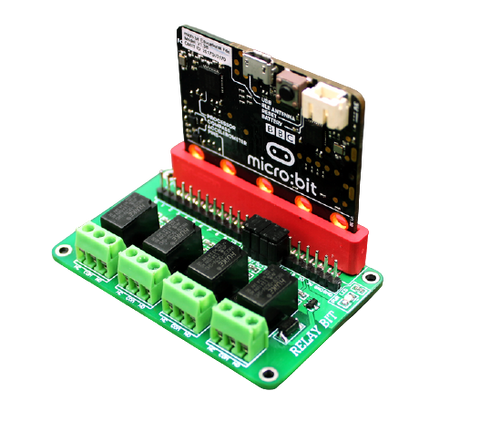 Relay module for micro:bit - SB Components