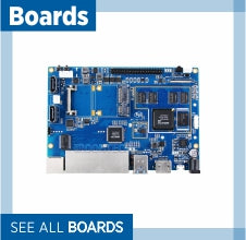 Banana Pi Boards