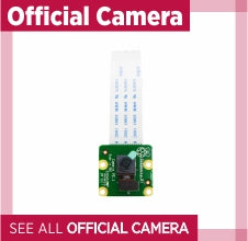Pi Official Camera