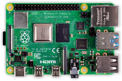 Raspberry Pi 4 8GB