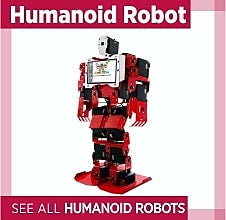 See all Humanoid Robots