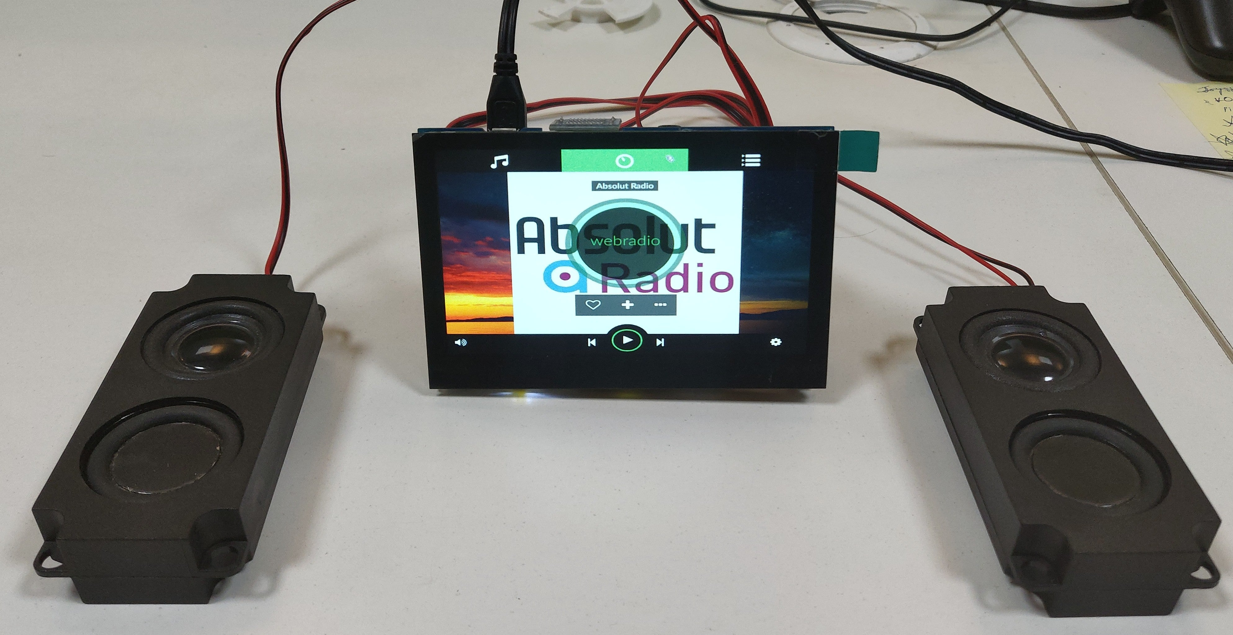 Turn Your Raspberry Pi Into A Music Player Using Volumio Sb Components