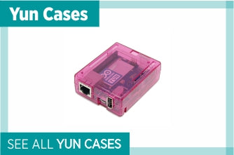 Arduino YUN Cases