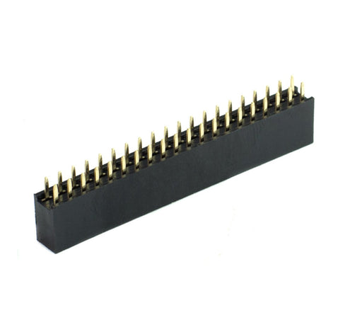 Raspberry Pi Stacking Header (2x20 Pins) (Pack of 5)