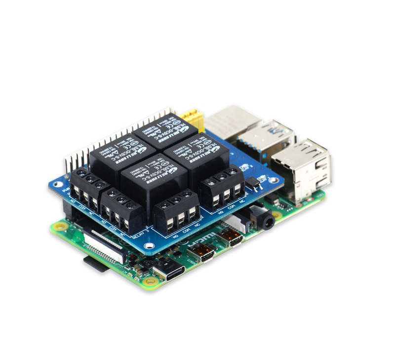 PiRelay v2 Relay Shield for Raspberry Pi