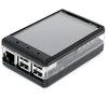 "3.2"" LCD Black Case (for Raspberry Pi 2, 3, 3B+)"