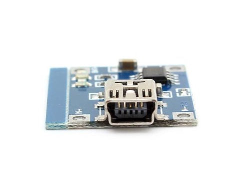 MiniUSB Lithium Battery Charger - TP4056 1A