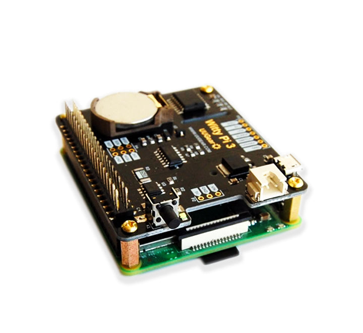 Power Management for Raspberry Pi Witty Pi Mini Realtime Clock