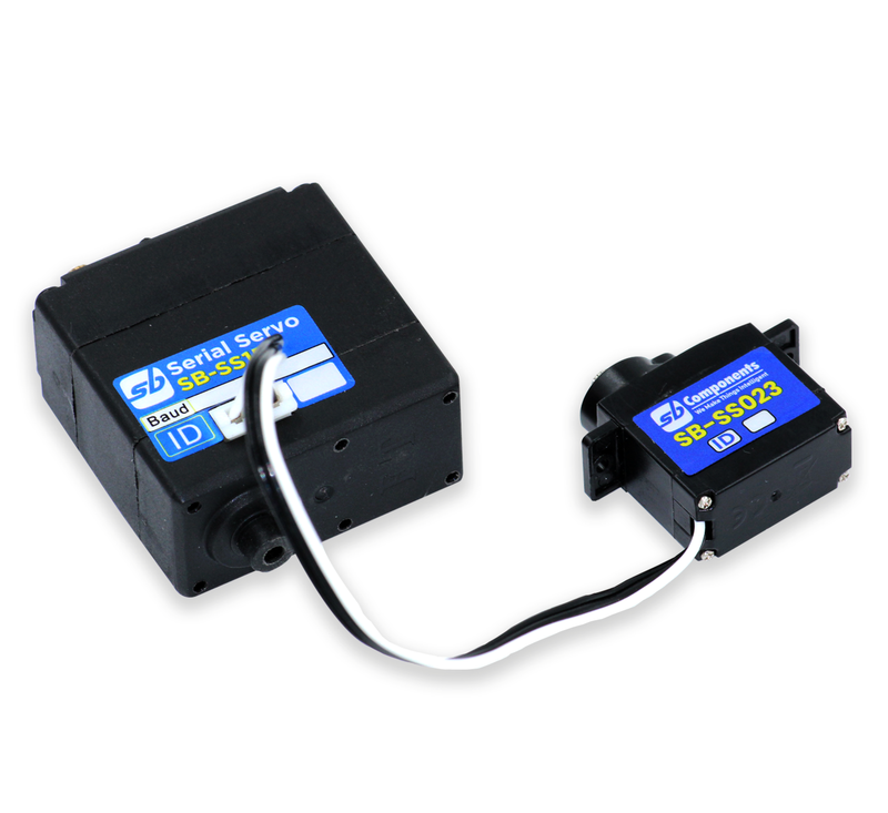 SB Serial Servo SB-SS023 Powerful Multi-purpose Digital Servo Motor