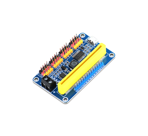 16 Channel 12-bit Servo Driver - I2C Interface Module, Servo Driver HAT for Raspberry Pi
