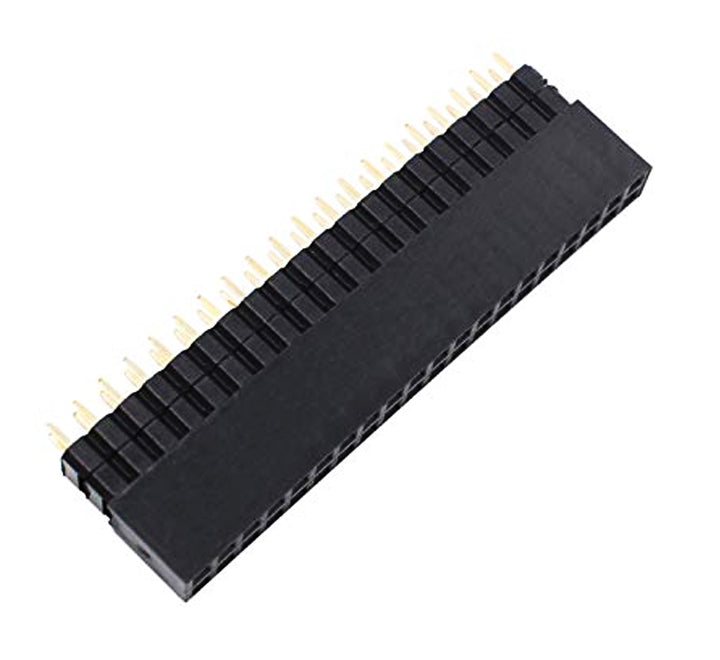 Extra Tall Raspberry Pi Stacking Header (2x20 Pins) (Pack of 5)