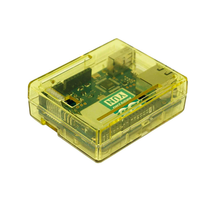 Arduino Yun Yellow Case