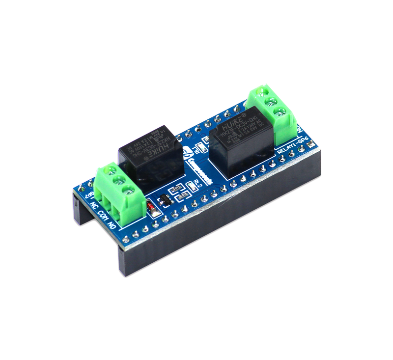 Raspberry Pi Pico 3v Relay Board