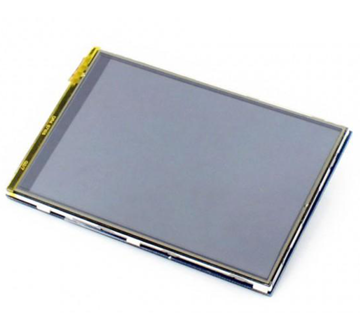 "3.5"" LCD (B) (320×480), IPS, Resistive Touch Screen LCD"