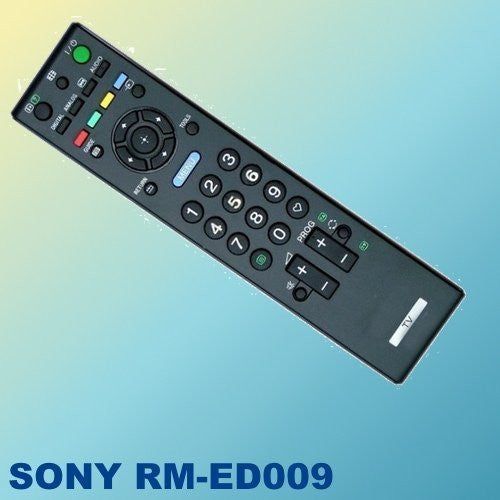 Sony replaced remote control RM-ED009 fit for Sony Television